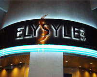 Elysyle Spa Sign 2014