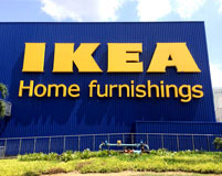 IKEA Pylon Sign 2014
