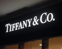 Tiffany & Co. Signage 2014